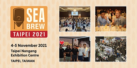 SEA Brew 2021 billets