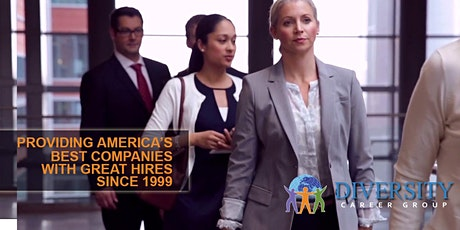 Las Vegas Virtual Career Fair & Diversity Job Fair - Sept 16, 2021 tickets
