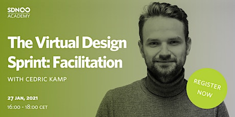 The Virtual Design Sprint - Facilitation tickets