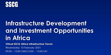 Infrastructure Development and Investment Opportunities in Africa tickets