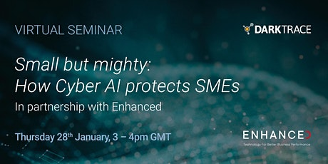 Small but Mighty: How Cyber AI Protects SMEs tickets