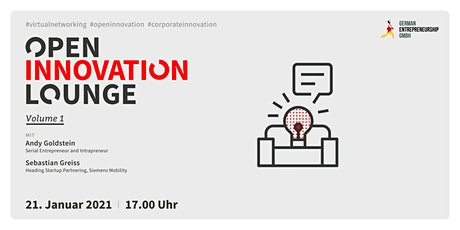 Open Innovation Lounge Vol. 1 tickets