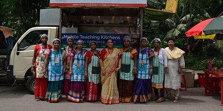 Mobile Teaching Kitchens: A community-led food revolution in India tickets