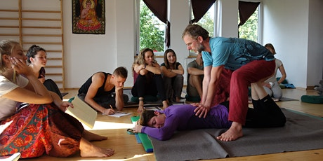 Thai Yoga Massage Basic Course (8 days) with Bali (Balázs Németh) tickets