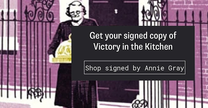 Serving Winston: the life of Churchill's Cook with Annie Gray image