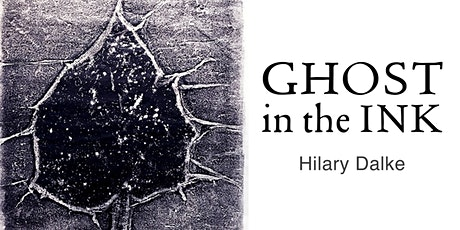 GHOST in the INK  Private View tickets