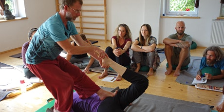 Thai Yoga Massage No Hands Course (2 days) with Bali (Balázs Németh) tickets