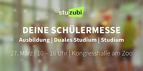 Stuzubi Leipzig - Karrieremesse zur Berufsorientierung Tickets