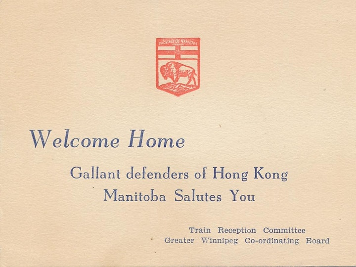 Canada's C-Force in Hong Kong and its Forerunners by Sam Chiu FRPSC, FRPSL image