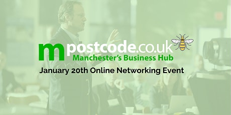 January 20th Online Business Networking Event tickets