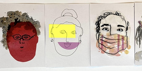 Online-Workshop I Selbstporträt I Für 8- bis 14-Jährige Tickets