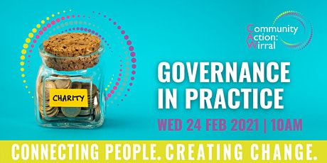 Governance in Practice tickets