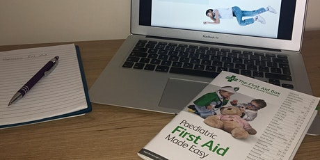 Level 3 Award in Paediatric First Aid tickets
