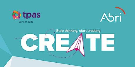 Abri's ' Create' Self Employment Training - Online Course tickets
