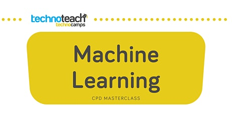 Machine Learning CPD Masterclass tickets