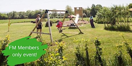 Freelance Mum Tree Planting at Tractors & Cream tickets