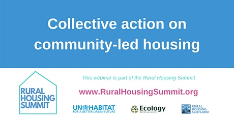 Collective action on community led housing tickets