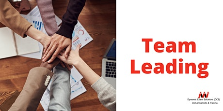 Register your Interest: NCFE Level 2 Certificate in Team Leading (Online) tickets