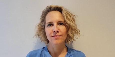 'Pesten' door kinderrechtencommissaris Caroline Vrijens tickets