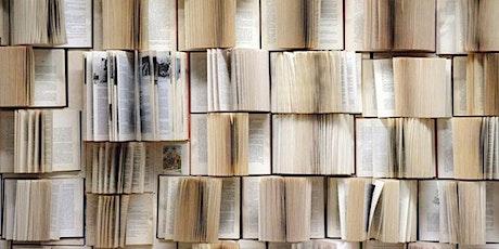 Short-book Book Club tickets