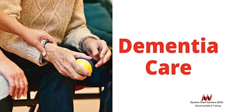 Register your Interest -  Level 2 Certificate in Dementia Care tickets