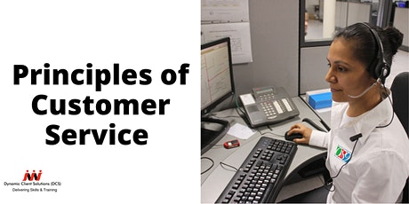 Register your Interest - L2 Cert in the Principles of Customer Service tickets