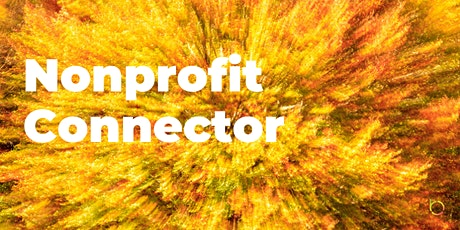 Nonprofit Connector (Inspiring Speakers + Online Facilitated Networking) tickets
