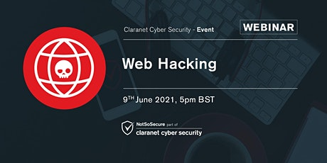 Web Hacking - Webinar tickets