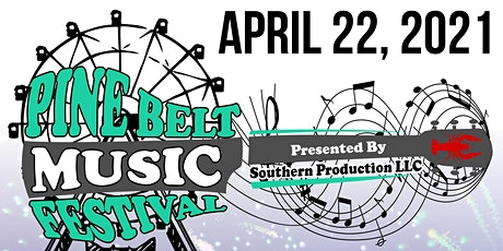 Pine Belt  Music Festival @ Forest county multi purpose center tickets