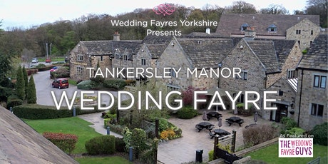 Tankersley Manor Wedding Fayre tickets