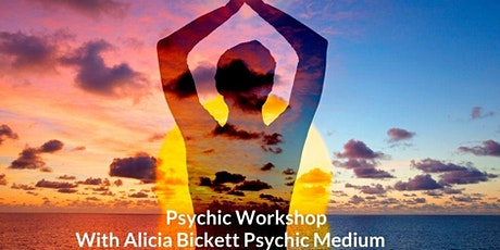 Psychic Workshop -  Looking at your superpowers with Alicia Bickett tickets