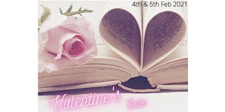 Handmade Virtual Valentines Sale tickets