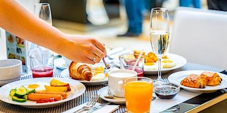 Breakfast & Wine - A Tasting & Class tickets