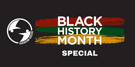 Virtual Black History Month Special tickets
