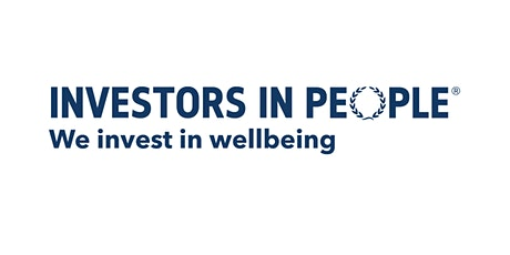 Introduction to We invest in wellbeing framework by Investors in People tickets
