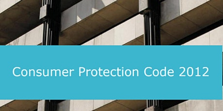 Consumer Protection Code tickets
