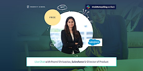 Live Chat with Salesforce Sr Director of Product tickets