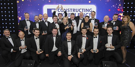 Constructing Excellence National Awards tickets