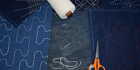 Sashiko Workshop tickets