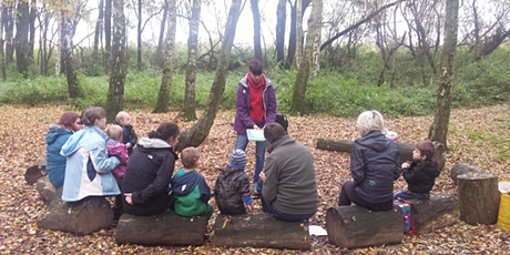 Nature Tots - Forest Fun for Tots tickets