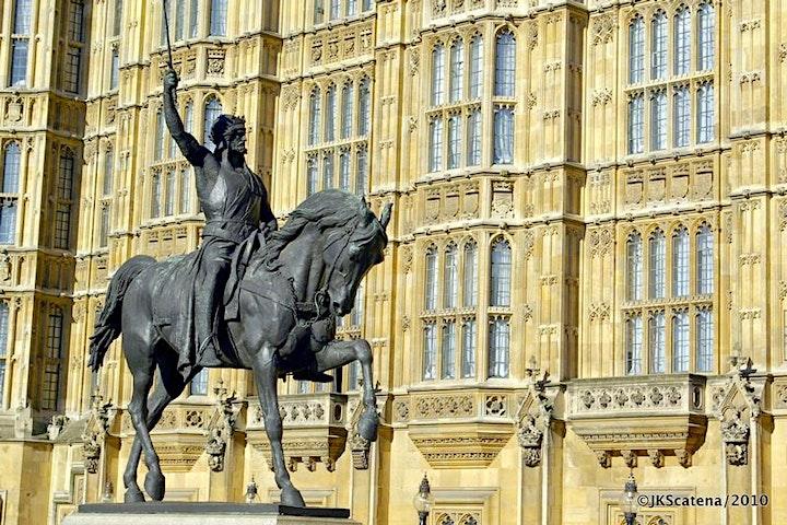 """Виртуальная прогулка """"Памятники и скульптура Лондона: Вестминстер"""" image"""