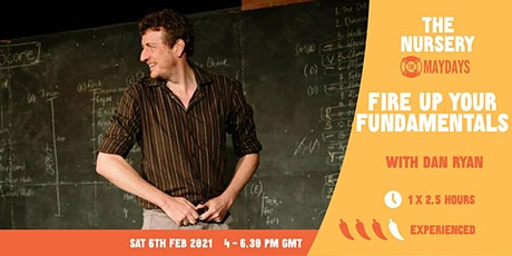 Online Improv Elective: Fire up your fundamentals tickets
