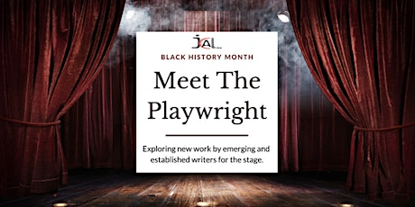 Meet the Playwright tickets