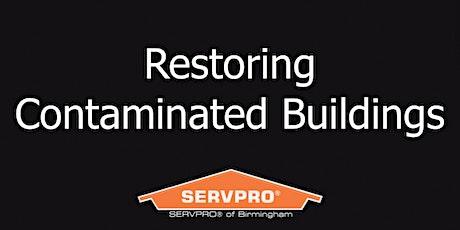 Virtual Restoring Contaminated Buildings CE Class (2hr) biglietti