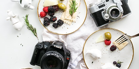 Food Photography | Virtual Photography Class tickets