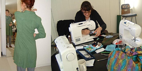 Introduction to garment repairs & alterations (machine sewing) tickets