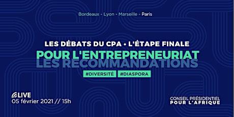 Tour de France pour l'entrepreneuriat de la diversité et des diasporas billets
