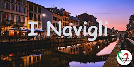 Webinar - I Navigli di Milano tickets