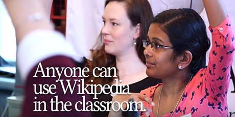 Teaching with Wikipedia: a practical 'how to' workshop tickets
