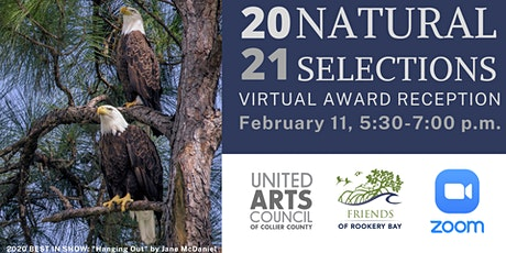 Natural Selections: 2021 Photography Annual Award Reception tickets
